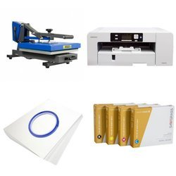 Kit di stampa Sawgrass Virtuoso SG1000 + PLUS-PB4050D ChromaBlast