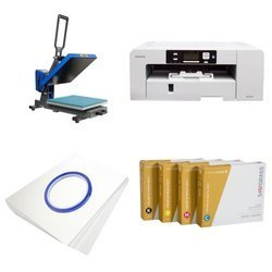 Kit di stampa Sawgrass Virtuoso SG1000 + PLUS-PB4050MD ChromaBlast