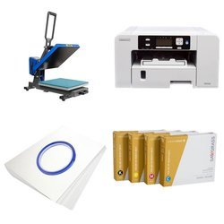 Kit di stampa Sawgrass Virtuoso SG400 + PLUS-PB4050F ChromaBlast