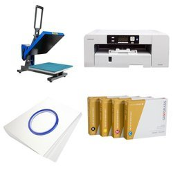 Kit di stampa Sawgrass Virtuoso SG800 + PLUS-PB4050F ChromaBlast